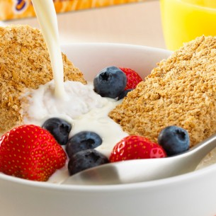 Weetabix lifestyle photography.