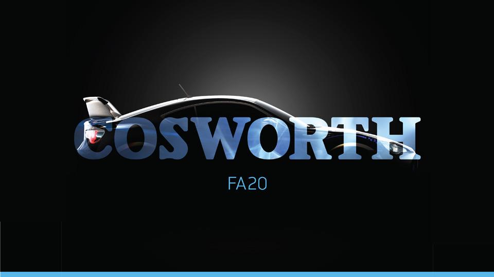 cosworth logo