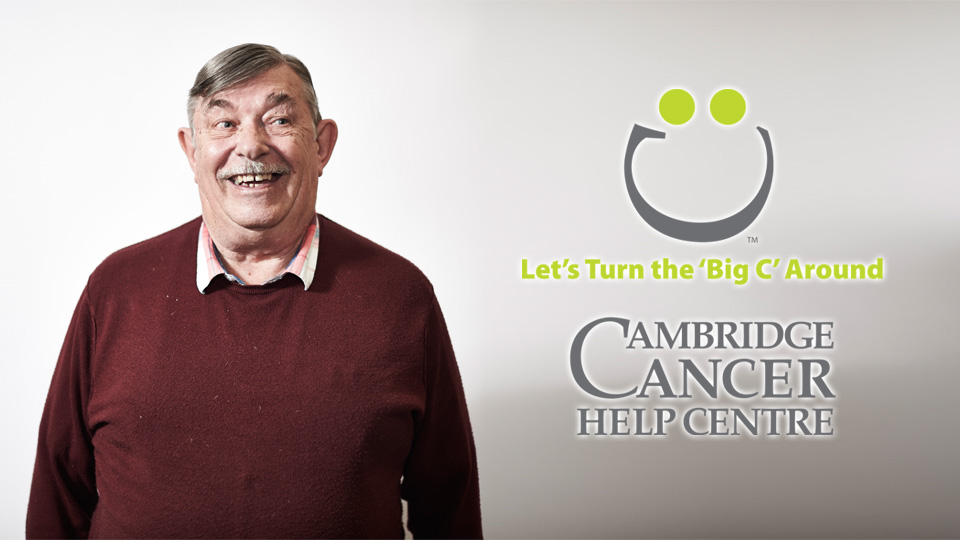 Cambridge Cancer Help Centre Charity came to TAG for design and branding, photography, Cambridge design agency, Cambridge photography, illustration, typography, Cambridge print, design, packaging, photography, advertising, printed materials, website design, 3D animation.