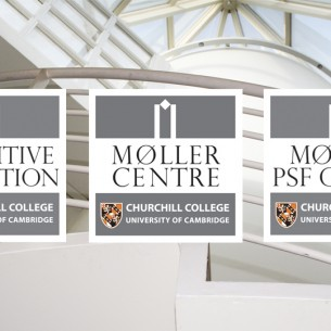 The Moller Centre (Møller), Executive Education and PSF Group. Cambridge design agency, Cambridge photography, illustration, typography, Cambridge print, design, packaging, photography, advertising, printed materials, website design, 3D animation.