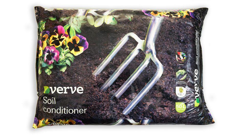 Photography for B&Q Verve compost range